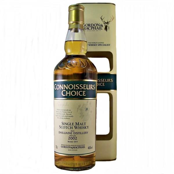 Dailuaine Single Malt Whisky 2002
