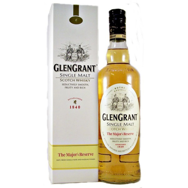 Image result for glen grant the major's reserve