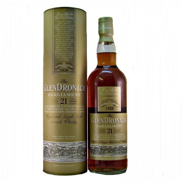 Glendronach-Parliament Whisky