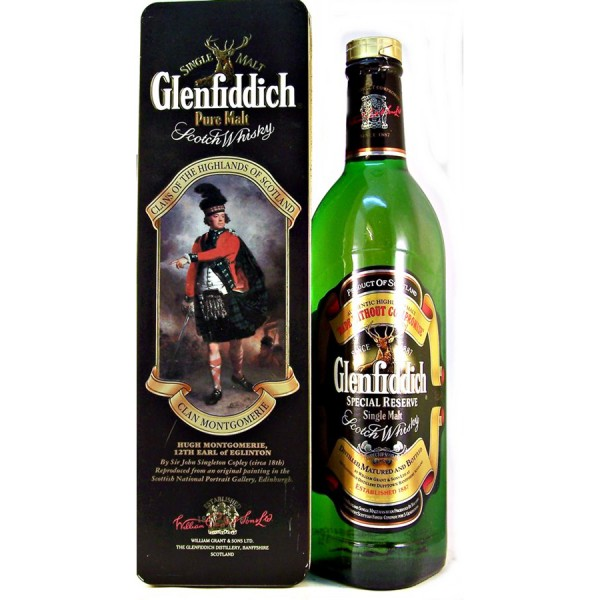 Glenfiddich-Clan-Montgomerie Scotch Whisky
