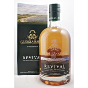 Glenglassaugh Revival Single Malt Whisky available to buy online from specialist whisky shop whiskys.co.uk Stamford Bridge York
