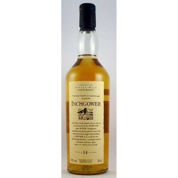 Inchgower-Flora & Fauna Whisky