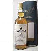 Linkwood 15 year old Whisky Distillers Label Bottling by G&M available to buy online from specialist whisky shop whiskys.co.uk Stamford Bridge York