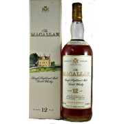 Macallan 12 year old 1980s Single Malt Scotch Whisky available to buy online at specialist whisky shop whiskys.co.uk