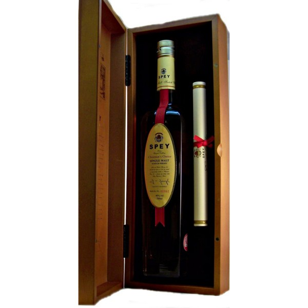 Chairmans Choice Malt Whisky