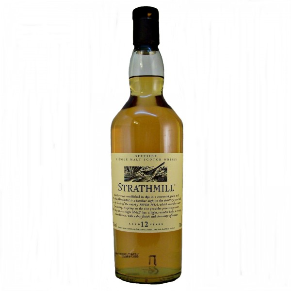 Strathmill-12year old Whisky