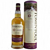 Tomintoul 10 year old Malt Whisky The gentle dram Zesty orange and a touch of spice buy online specialist whisky shop whiskys.co.uk Stamford Bridge York