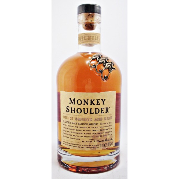 Monkey-Shoulder Whisky