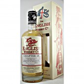 English Whisky Chapter 14 unpeated single malt available buy online at specialist whisky shop whiskys.co.uk Stamford Bridge York
