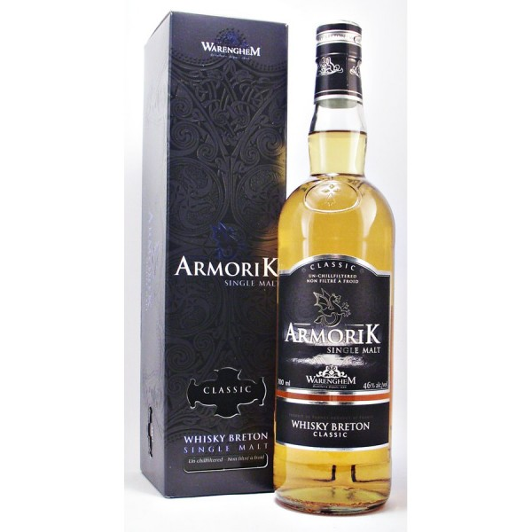 Armorick-Classic French Whisky