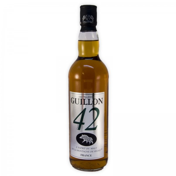 Guillon-curvee 42 French Whisky