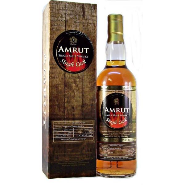 Amrut Bourbon Cask Indian Malt Whisky