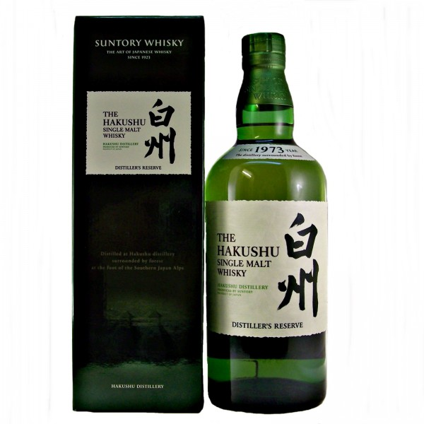 Hakushu-Distillers reserve malt whisky