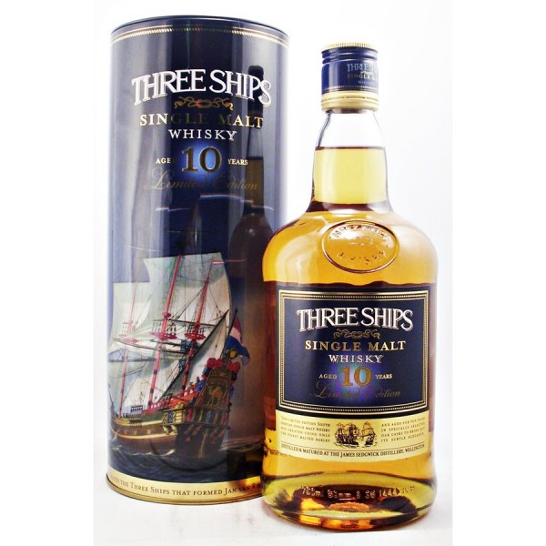 Three-Ships-South Africa Whisky