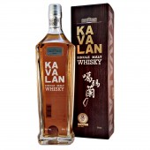 Kavalan Taiwanese Single Malt Whisky from the King Car Distillery Taiwan available from specialist whisky shop whiskys.co.uk Stamford Bridge York