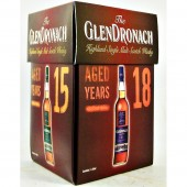 Glendronach whisky Triple Pack Miniatures Gift Set available to buy online specialist whisky shop whiskys.co.uk Stamford Bridge York
