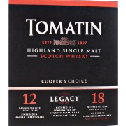 Tomatin Whisky Single Malt Scotch whisky Tasting Triple Pack 3 x 5cl Miniatures Buy online specialist whisky shop whiskys.co.uk Stamford Bridge York