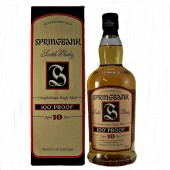Springbank 100 Proof Malt Whisky