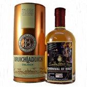 Bruichladdich Valinch Carnival of Malt 21 year old Single Malt Whisky available at whiskys.co.uk