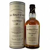 Balvenie New Wood Malt Whisky 17 year old from whiskys.co.uk