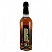 Bakers Bourbon Whiskey 7 year old 107 Proof Kentucky Straight bourbon whisky