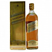 Johnnie Walker Gold Label Scotch Whisky from whiskys.co.uk