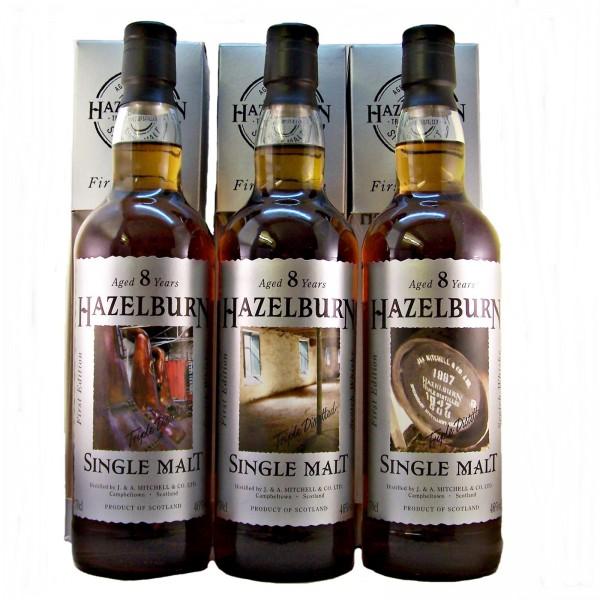 Hazelburn Malt Whisky