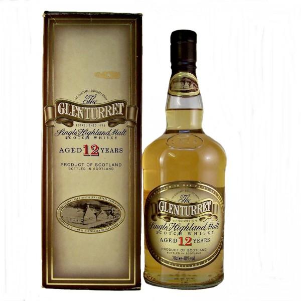 Glenturret 12 year old Malt Whisky