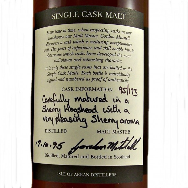 ID-Arran-Single-Cask-95-label