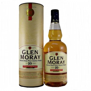 Glen Moray 10 year old Whisky from whiskys.co.uk