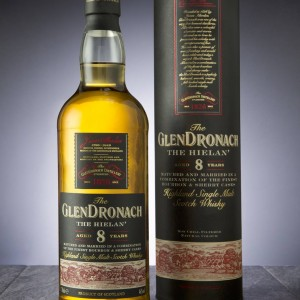 GlenDronach Hielan Malt Whisky Mood shot