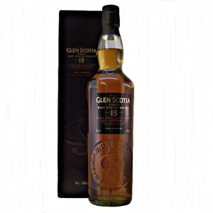 Glen Scotia 15 year old Malt Whisky from whiskys.co.uk
