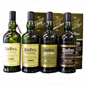 Ardbeg 1998 Single Malt Whisky Set from whiskys.co.uk