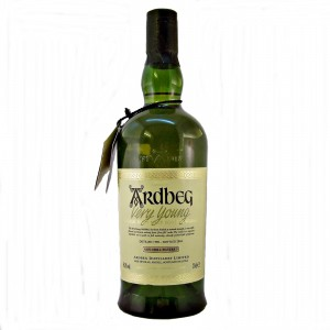 Ardbeg Very Young Single Malt Whisky from whiskys.co.uk