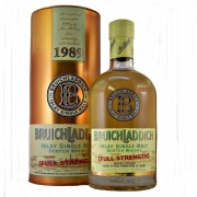Bruichladdich 1989 Full Strength Single Malt Whisky from whiskys.co.uk
