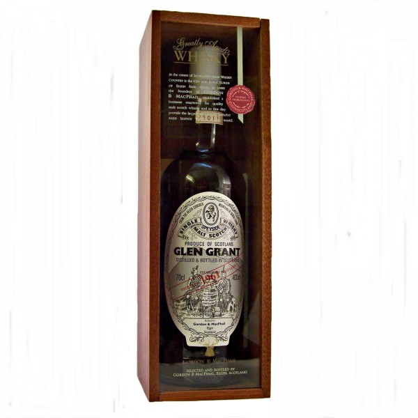 Glen Grant 1961 Single Malt Whisky
