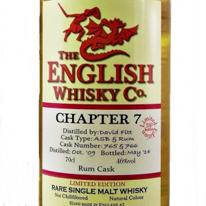 English Whisky Chapter 7 from whiskys.co.uk