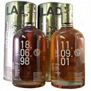 Bruichladdich Ancien Regime and Renaissance from whiskys.co.uk