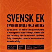 Mackmyra Svensk Ek Swedish Whisky