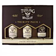 Teeling Irish Whiskey Trinity Pack from whiskys.co.uk