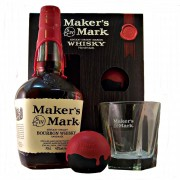 Makers Mark Bourbon Gift Pack from whiskys.co.uk