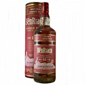 Benriach 12 year old Sherry Wood from whiskys.co.uk