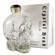 Crystal Head Vodka from whiskys.co.uk