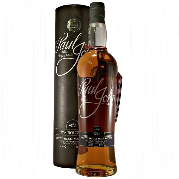 Paul John Bold Indian Single Malt Whisky