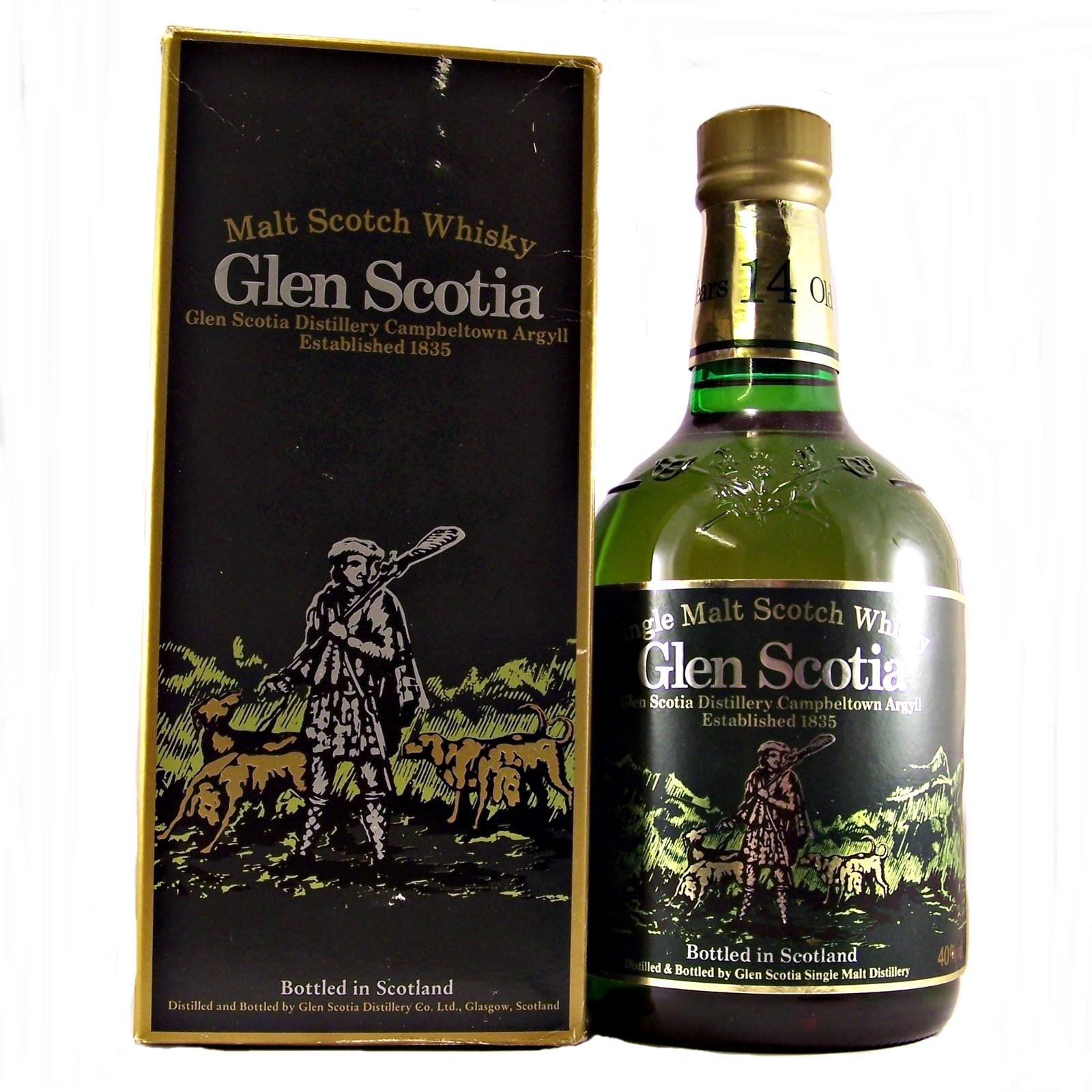 Glen Scotia 14 Year Old Whisky Buy Online Whiskys Co Uk