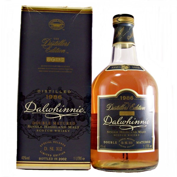 Dalwhinnie 1986 Distillers Edition