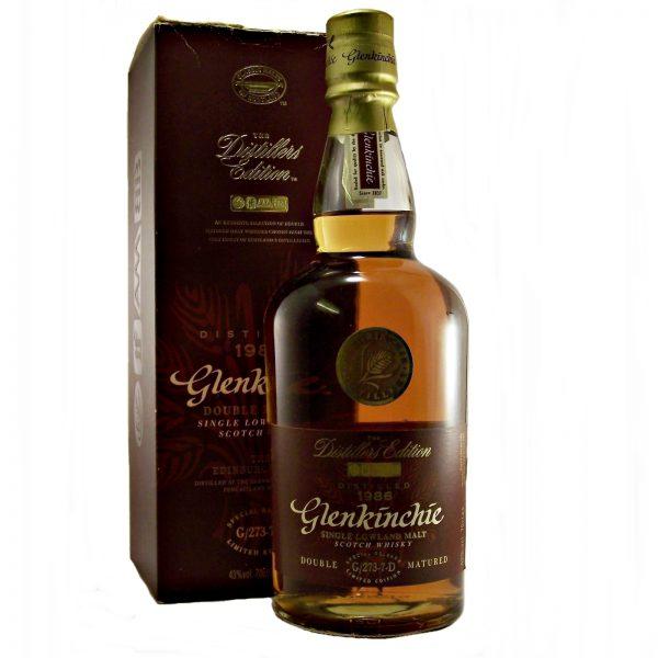 Glenkinchie 1986 Distillers Edition Whisky