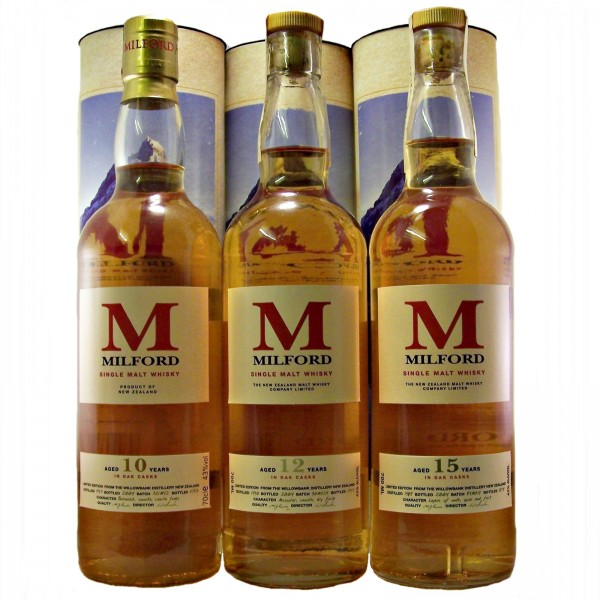 Milford Single Malt Whisky