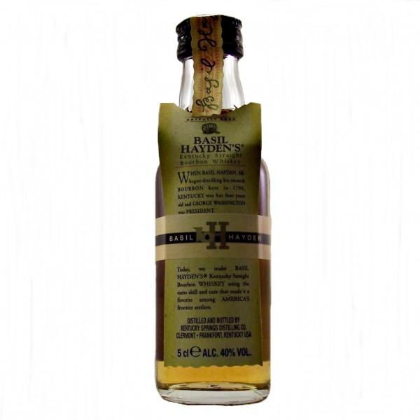 Bourbon Legends Gift Set Basil Haydens