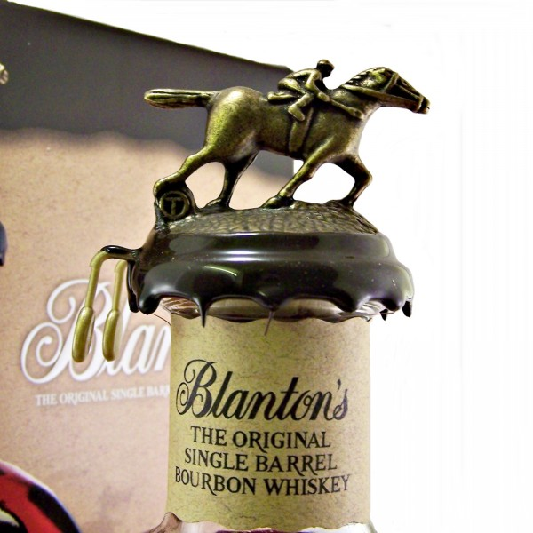 Blantons Original Bourbon single barrel